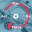 ciclo PDCA em projetos de engenharia