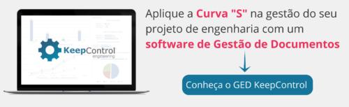 """Curva """"S"""" na gestão de documentos em projetos de engenharia"""