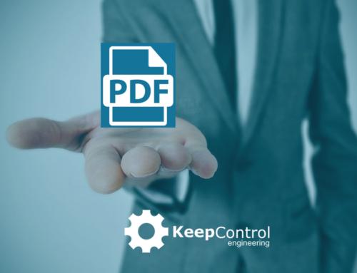 [Atualização KeepControl]: Leitor de arquivos PDF
